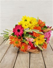 Picture of Vibrant Flower Gift!