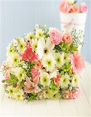 Picture of Pastel Floral Bouquet!