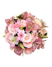 Picture of Pink and White Floral Mix!