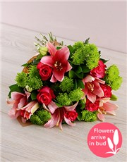 Picture of Lily Rose Bouquet!