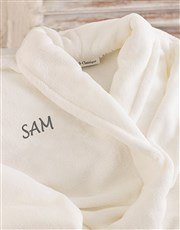 Personalised Towels & Dressing Gowns - Personalised Baby