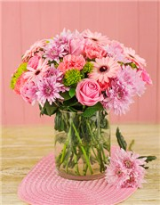 Picture of Chrysanthemum and Mixture of Flowers!