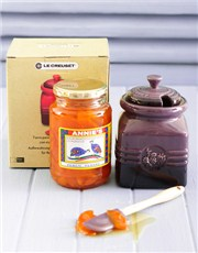 Picture of Le Creuset Jam Jar!