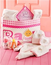 Picture of Little Princess Baby Hamper!