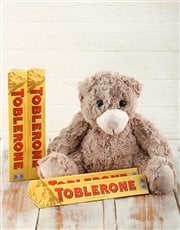 Picture of Toblerone and Teddy Hamper!
