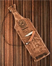 Picture of Trudeau Biltong Board with Knife!