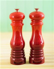 Picture of Le Creuset Salt and Pepper Mills    Cherry!