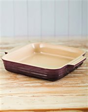 Picture of Le Creuset Square Dish   Cassis!