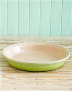 Picture of Le Creuset 26cm Pie Dish   Kiwi!