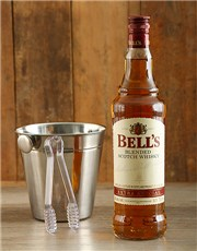 Picture of Bells Whiskey & Ice Bucket!