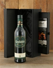 Picture of Glenfiddich 12 Year with Truffles!