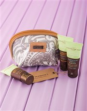 Picture of Thandana Cream Make Up Bag!