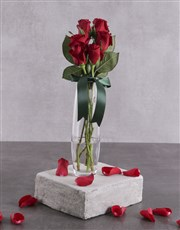 Picture of Say it with Six Red Roses!