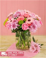Picture of Chrysanthemum and Mixture of Flowers !