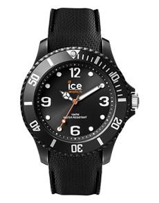 watches: Ice Sixty Nine Black Big Watch!