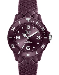watches: Ice Sixty Nine Burgundy Unisex Watch!