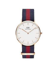 watches: DW 40mm Classic Collection Oxford Watch!