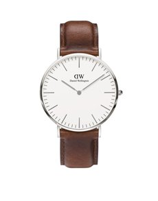 watches: DW 40mm Classic Collection ST Mawes Watch 0207DW!