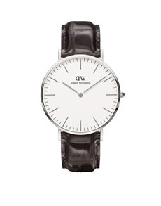 watches: DW 40mm Classic Collection York  Watch!