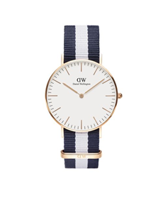 watches: DW 36mm Classic Collection Canterbury Watch 0502DW!