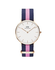 watches: DW 36mm Classic Collection Winchester Watch!
