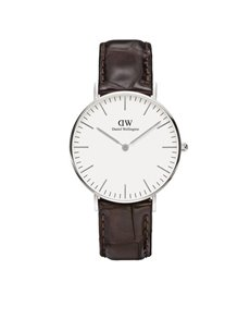 watches: DW 36mm Classic Collection Sheffield Watch 0610DW!