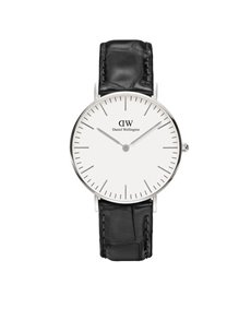 watches: DW 36mm Classic Collection Reading Watch 0613DW!