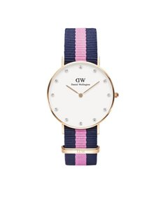 watches: DW 34mm Classy Winchester Collection Watch 0952DW!