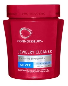 jewellery: Connoisseurs Silver Jewellery Cleaner !