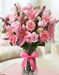 flowers: Pink Expression!