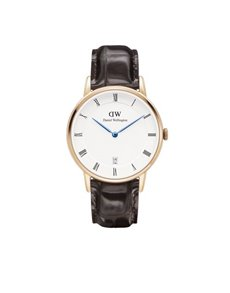 watches: DW 34mm Dapper York Collection Watch 1132DW!