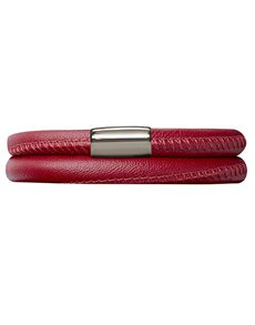 jewellery: Endless Double Leather Bracelet 12107 38!
