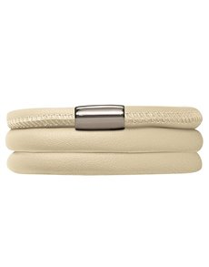 jewellery: Endless Triple Leather Bracelet 12112 63!