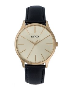 jewellery: Lanco Gents Stainless Steel Watch!