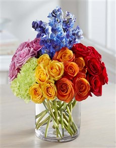 flowers: Vibrant Floral Medley!