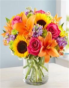 flowers: Floral Embrace!