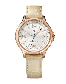 watches: Amelia in Rose by Tommy Hilfiger!