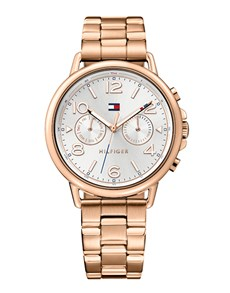 watches: Casey in Rose by Tommy Hilfiger!