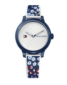 watches: Ashley in Navy by Tommy Hilfiger!