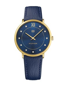 watches: Sloane in Navy by Tommy Hilfiger!