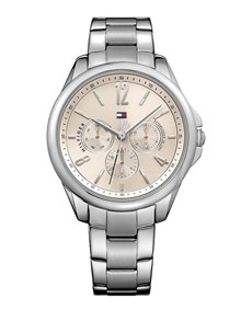 watches: Savannah in Steel by Tommy Hilfiger!