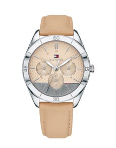 watches: Gracie in Steel by Tommy Hilfiger!