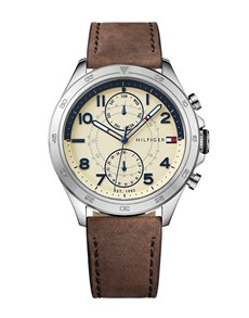 watches: Hudson by Tommy Hilfiger!