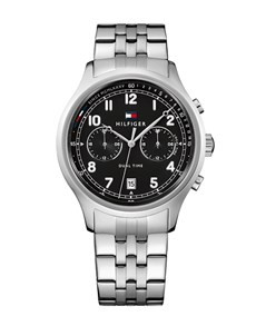 watches: Emerson in Steel by Tommy Hilfiger!