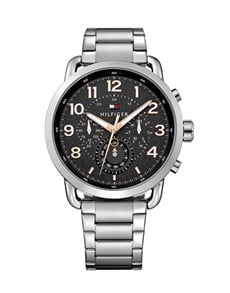 watches: Briggs in Steel by Tommy Hilfiger!