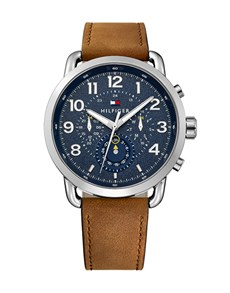 watches: Briggs with a Navy Dial by Tommy Hilfiger!