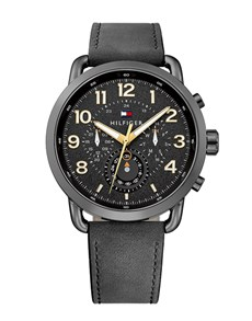 watches: Briggs in Black by Tommy Hilfiger!
