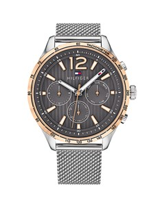 watches: Gavin in Two Tone by Tommy Hilfiger!