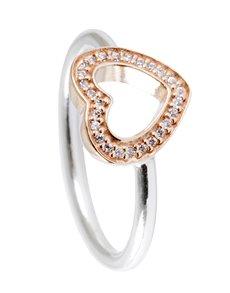 jewellery: Pandora open Heart Ring!