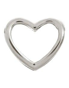 jewellery: Endless Jewellery Open Heart Silver !